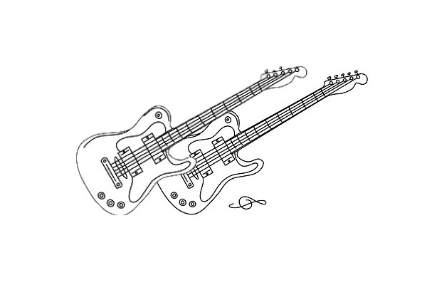 Guitar lessons - Group class program